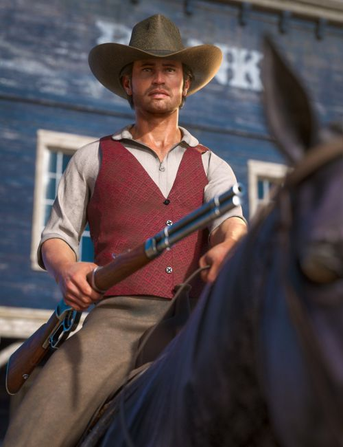 Holt 8 Wild West Bundle