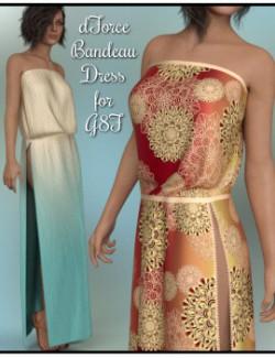 dForce- Bandeau Dress for G8F