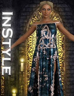 InStyle- dForce- Juniper Dress for G8F