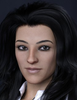 KrashWerks ERIKA for Genesis 8 Female