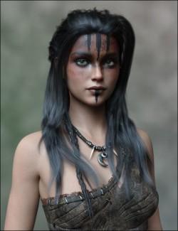 SASE Nevaeh for Genesis 8 Female