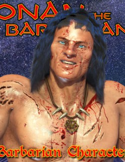 Onan the Barbarian - Barbarian Character