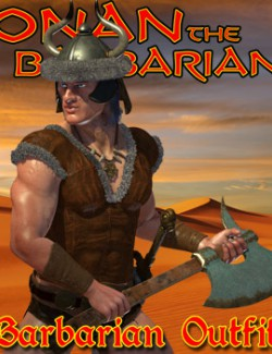 Onan the Barbarian - Barbarian Outfit