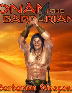Onan the Barbarian - Barbarian Weapons
