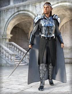 MD dForce HD Elven Royal Armor for Genesis 8 Male(s)