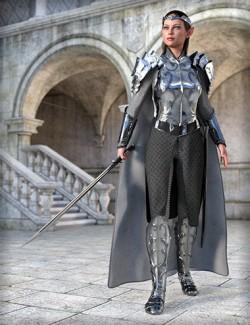 MD dForce HD Elven Royal Armor for Genesis 8 Female(s)