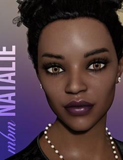 MbM Natalie for Genesis 3 & 8 Female