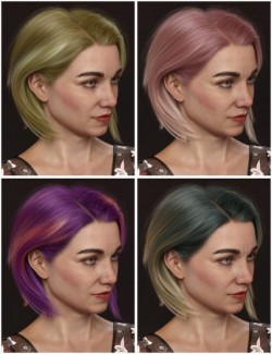 Texture Expansion for Martha's Everyday Bob
