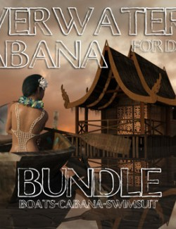 Overwater Cabana Bundle for DS