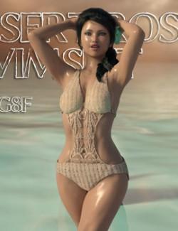 Desert Rose Swimsuit for GF8