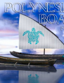 Polynesian Boats for DS