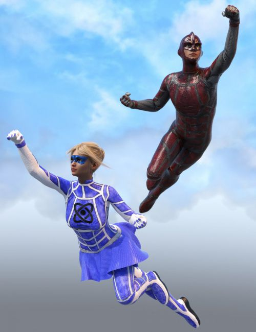 SY Super Suits for Genesis 8