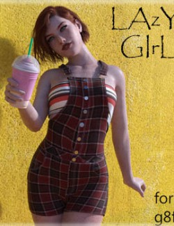 lazy girl outfit for g8f
