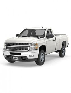 GENERIC HD PICKUP TRUCK 15- EXTENDED LICENSE
