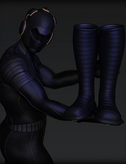 SciFi Boots For G8M