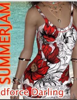 SummerJam - 16 Styles Darling Dress