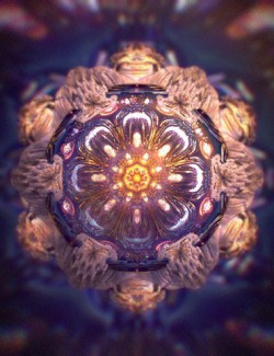 iRadiance Fractalis - Detailed Fractal HDRIs for Iray