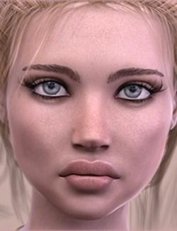 TDT-Antonietta for Genesis 8 Female