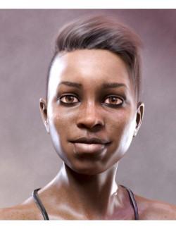 Jemila for Genesis 8 Female