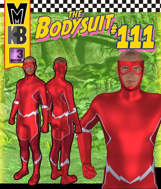 Bodysuit 111 MMKBG3M