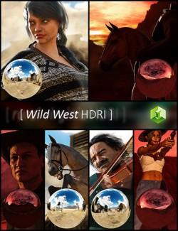 Wild West HDRI