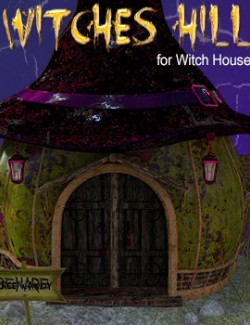 3DS Witches Hill for Witch House