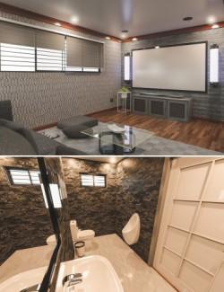 Avil Entertainment Room