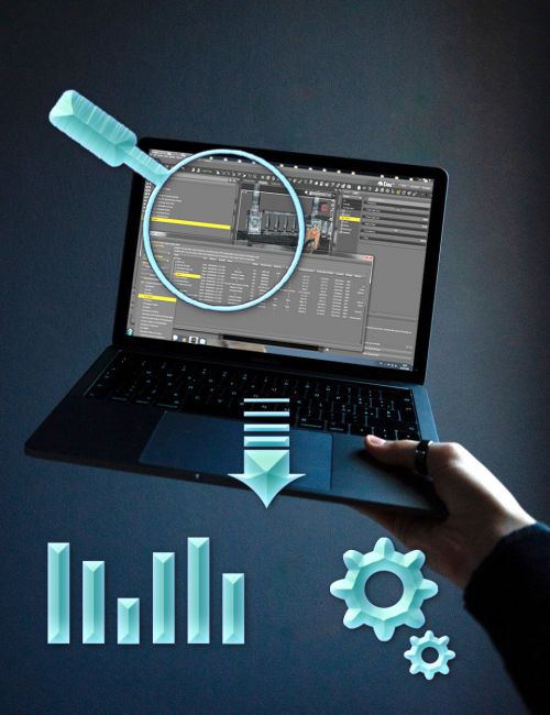 Scene Analyzer Organizer Simplifier