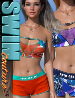 SWIM Couture for dForce Cooldown G8F