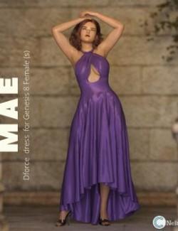 Dforce Mae Dress G8F