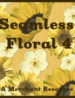 Seamless Floral 4 - Merchant Resource