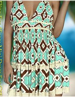Fling For dForce Mini Dress