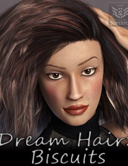 Dream Hair Biscuits