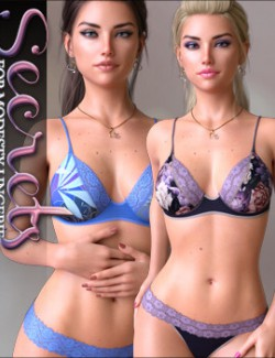 Secrets for Modesty Lingerie G8F