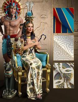 Ultra Shaders: Egyptian Fabrics