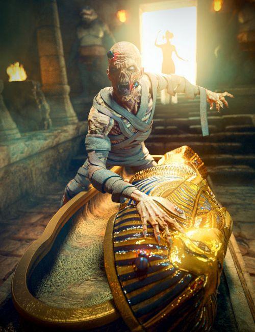 Ancient Egyptian Creature Bundle
