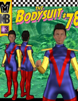 Bodysuit 078 MMKBG3F