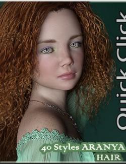 Quick-Click- Aranya Hair G8F