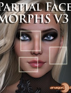 Partial Face Morphs G8F Vol 3