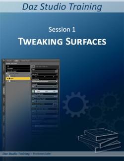 Daz Studio Training Intermediate 01 - Tweaking the Surfaces