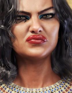 Twosret Expressive for Genesis 8 Female