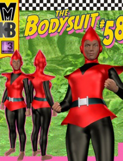 Bodysuit 058 MMKBG3F