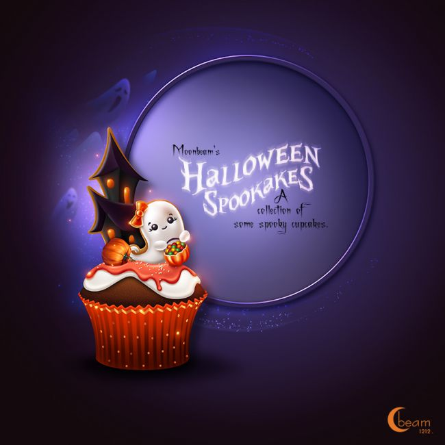 Moonbeam's Halloween Spookakes