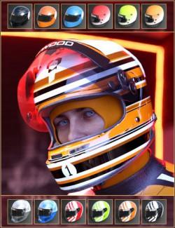 Fermion Racing Helmets