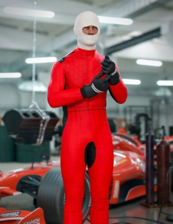 Fermion Racing Suit for Genesis 8 Male(s)