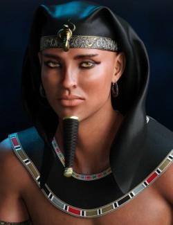 Mst Akhenaten HD for Genesis 8 Male