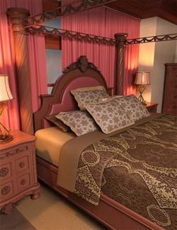 FG Comfy Bedroom