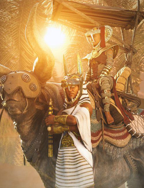 Ancient Egyptian Oasis Bundle