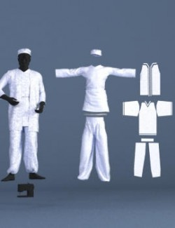 Ancient Persian Clothing- Zoroastrian Priest