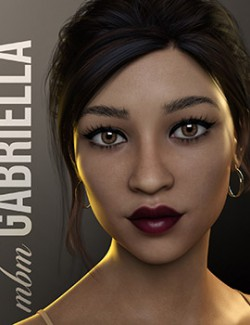 MbM Gabriella for Genesis 3 and 8 Female